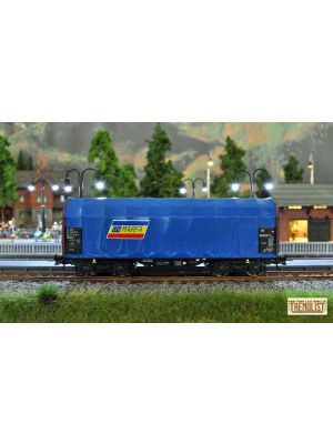 Vagon CFR Marfa tip Shimmns albastru