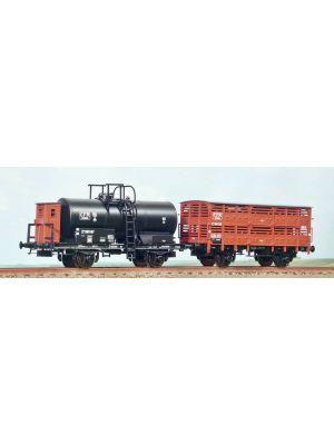 Set vagoane marfa, CFR, epoca III