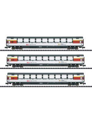 Set vagoane clasa 1, ,, GOTHARD PANORAMA EXPRESS