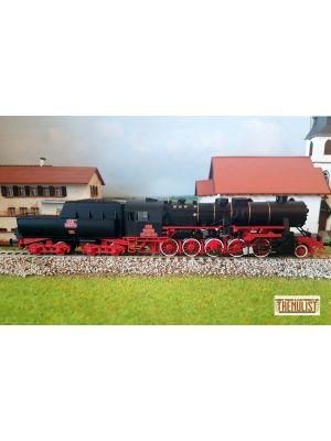 Locomotiva cu abur CFR seria 150.0000